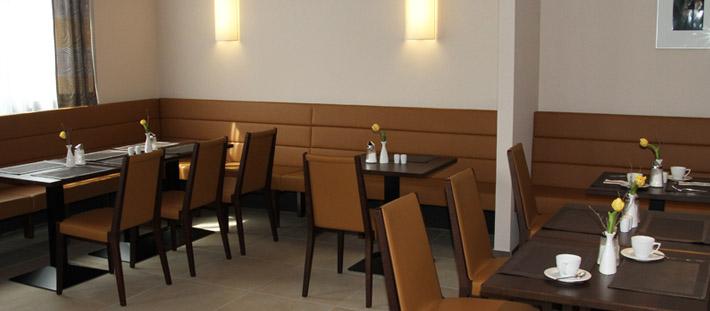 Hotel Ganslhof, Frühstücksraum